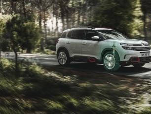 New Citroën C5 Aircross SUV